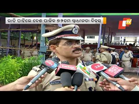 Xxx Mp4 Security Beefed Up Ahead Of I Day Celebrations In Odisha 3gp Sex