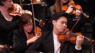 Tchaikovsky Violin Concerto - Timothy Chooi - Victoria Symphony