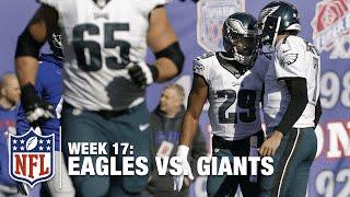 DeMarco Murray Rips Off 54-Yard TD Run! | Eagles vs. Giants | NFL