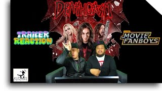Deathgasm (2015) Trailer Reaction (Movie Fanboys)