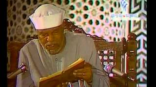 11- تفسير سورة  مريم - الآية ( 83 -- 98 ) - الشيخ متولي الشعراوي