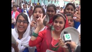 Chatak Chandranath Girls High School's Annual Sports Day News by Channel S, UK