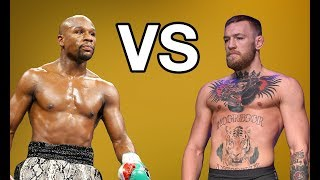 Floyd Mayweather v Conor McGregor In Numbers
