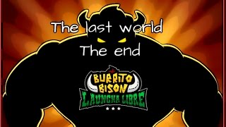Burrito Bison Launcha Libre : Gameplay The End ! Each world with upgrades max level ! Ios/ iPad