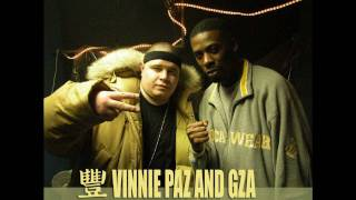 (HQ) Vinnie Paz ft. GZA - On The Eve Of War (2007 Remix)