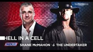 The Undertaker vs Shane McMahon l WrestleMania 32 l Combates WWE