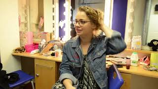 YouTube star Carrie Hope Fletcher comes to Cardiff with the Addams Family