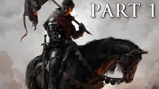 KINGDOM COME DELIVERANCE Walkthrough Gameplay Part 1 - INTRO (PS4 PRO)