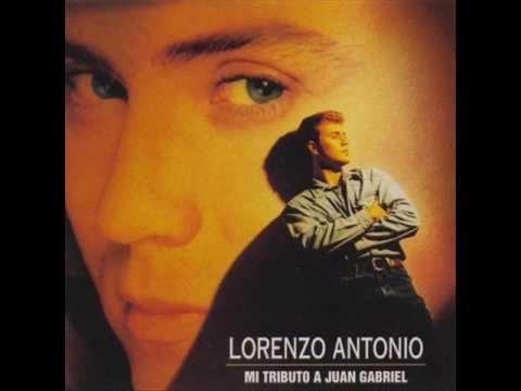 lorenzo antonio si la miro mañana