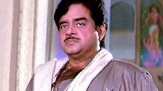 Shatrughan Sinha, Dimple Kapadia, Gunahon Ka Faisla - Scene 1/14