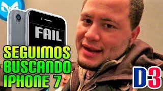 NO iPhone en NEW YORK SEGUNDO FAILED Dia 3