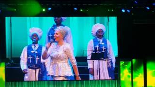 Oyinbo Jesu Praising God in Yoruba Language @Comforter
