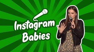 Rachel O'Brien - Instagram Babies (Stand Up Comedy)
