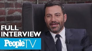 Jimmy Kimmel On Hosting The Emmy's, The Joys Of Making People Angry & More | PeopleTV