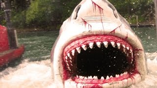 JAWS Ride POV Universal Florida