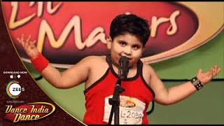 DID Little Masters Auditions_Akshat