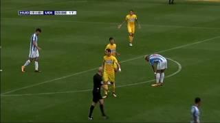 26 luglio 2017 Huddersfield Town - Udinese 2-1