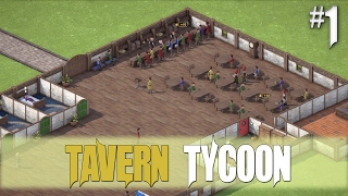 Tavern Tycoon Dragon's Hangover #1 Getting Started