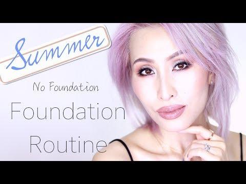 Xxx Mp4 Summer Foundation Routine No Foundation Foundation Routine Natural Foundation For Beginners 3gp Sex