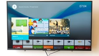 Sony BRAVIA KDL-43W800C Android TV Testing