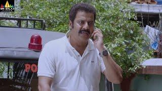 Guntur Talkies Movie Scenes | Raja Ravindra Plans to arrest Naresh and Siddu | Sri Balaji Video