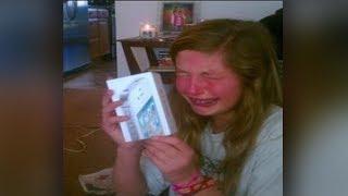 Elle voulait un iPhone X pour son anniversaire mais... (ಠ_ಠ)