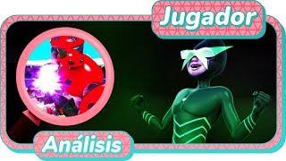Miraculous Ladybug | Jugador | Temporada 1 Capítulo 15  | Análisis 🔍🤔
