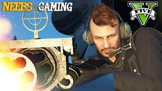 GTA 5 - Expert Chopper Killer / Heist Finale (Cinematic Series)
