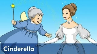 Fable: Cinderella read by Lisa DiSimone for Speakaboos