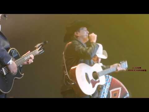 Grupo Pesado Arena Monterrey Boby Pulido En Concierto 13 feb 2016 becho