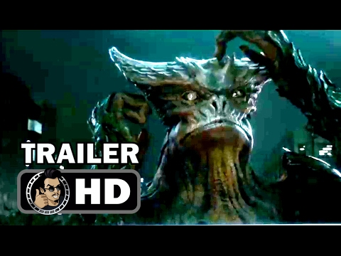 COLOSSAL Official Trailer 2 2017 Anne Hathaway Sci Fi Monster Movie HD