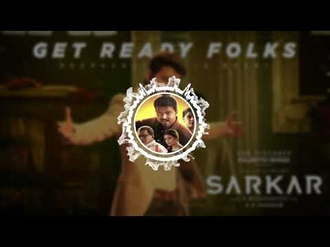 Sarkar Movie BGM VIJAY ARM ARR || BGM RINGTONES 2 || BGM ADDA