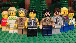 Lego Walking Dead - Episode 1, 'Split'