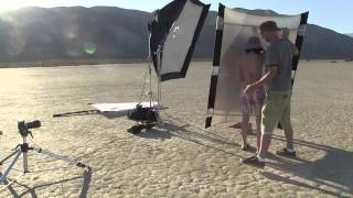 Tim Mantoani: Fantastic photoshooting in the desert