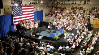 President Obama Speaks to Town Hall Meeting at University of Maryland