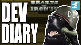 INTRO TO WAR SUPPORT AND STABILITY Dev Diary - Hearts of Iron 4 HOI4 Paradox Interactive