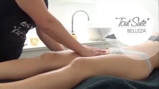 Masaje de piernas anticelulítico 2/2 | Anti cellulitic leg massage