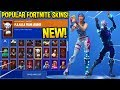 Download Video Download *NEW* Llama Bell Emote With Galaxy Skin & All Popular Fortnite Skins..! 3GP MP4 FLV