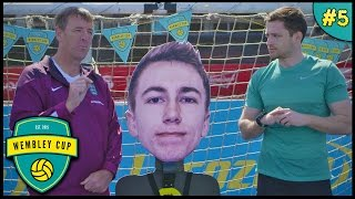 SEARCH FOR A STRIKER: TARGET PRACTICE! - Wembley Cup 2015 #5 feat. F2 Freestylers