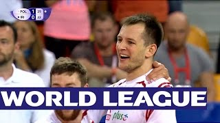Poland vs Iran - FIVB Volleyball World League 2015