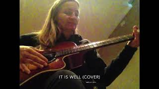 Kristene DiMarco - It Is Well - Cover By Nina Hilger