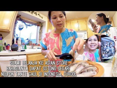 VLOG FACE TIME: SUAMI BELANJA UTK 17AN | NELPON TANTE SAYA YG GAUL DI INDONESIA