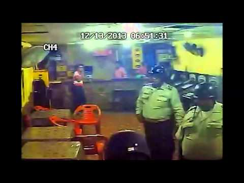 Policias municipales de Charallave siembran droga en local parte 2 3