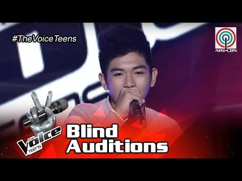 The Voice Teens Philippines Mikko Estrada Dahil Sa Yo