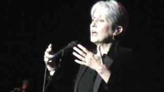 JOAN BAEZ - Swing Low, Sweet Chariot / Blowin' in the Wind / We Shall Overcome (Live in Madrid)
