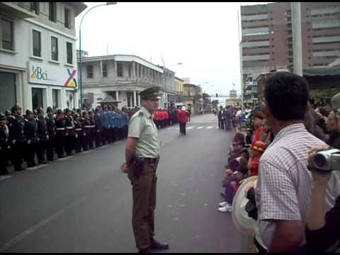desfile de cuerpos de bomberos de iquique 2011 parte 2