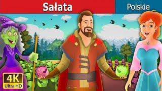 Sałata | The Salad Story in Swahili | Katuni za Kiswahili | Hadithi za Watoto | Swahili Fairy Tales