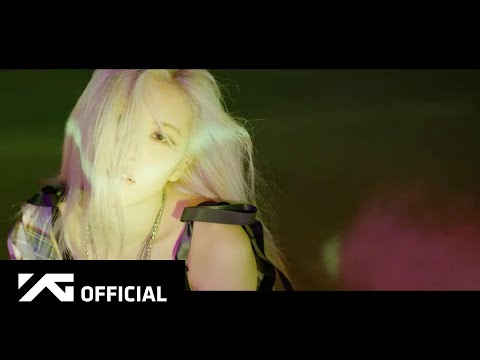 BLACKPINK THE ALBUM ROSÉ Concept Teaser Video