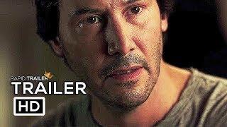 REPLICAS Official Trailer (2017) Keanu Reaves Sci-Fi Movie HD