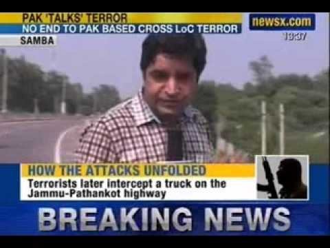 Xxx Mp4 News X Pakistan Talks Peace Terrorists Escape In A Truck After The Attack 3gp Sex
